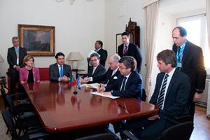 SOFID e BID assinam acordo de cofinanciamento